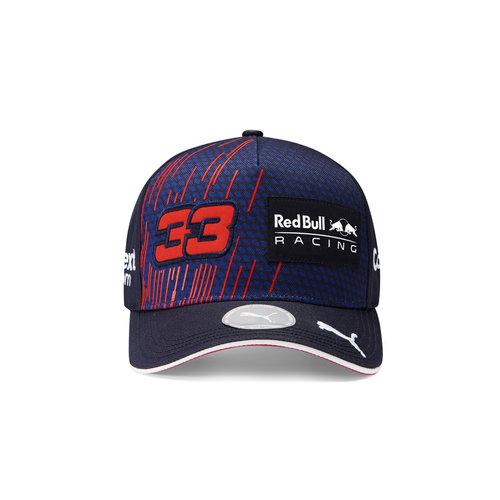 Red Bull Racing Red Bull Racing Max Verstappen Kids Cap 2021 bol