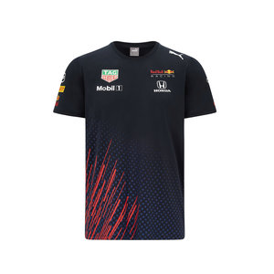 Red Bull Racing Red Bull Racing Teamline Kids T-shirt 2021