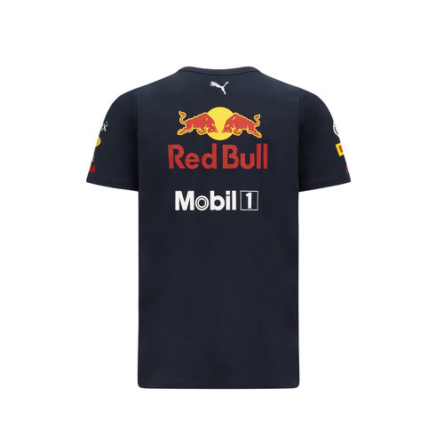 Red Bull Racing Red Bull Racing Teamline Kids T-shirt 2021