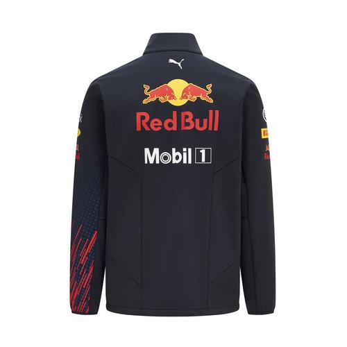 Red Bull Racing Red Bull Racing Teamline Kids Softshell Jack 2021