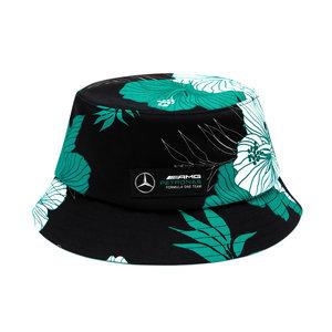 Mercedes Hawaiian Bucket hat 2021