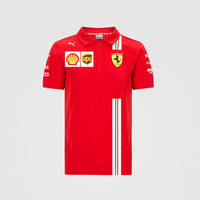 Ferrari Teamline Kids Polo 2021