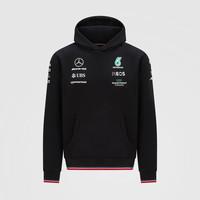 Mercedes Teamline Hoody 2021