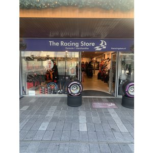 The Racing Store Private shopping zaterdag 13 maart