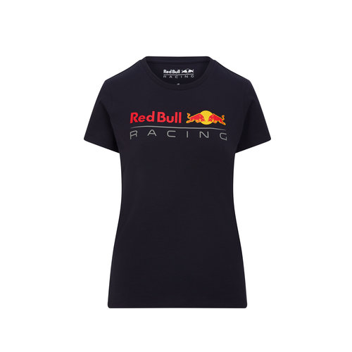 Red Bull Racing Red Bull Racing Logo t-shirt dames blauw 2021