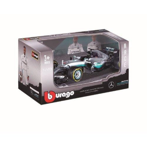 Mercedes Mercedes Burago W10 Auto 1:43