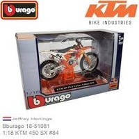 Jeffrey Herlings Motor 1:18
