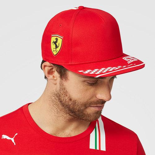 Ferrari Carlos Sainz Cap 2021