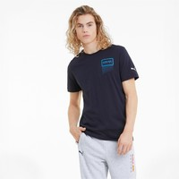 Red Bull Racing Double T-shirt Blauw 2021