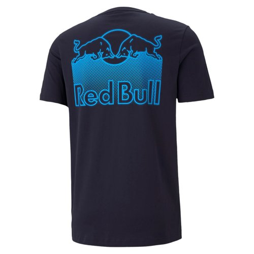 Red Bull Racing Red Bull Racing Double T-shirt Blauw 2021