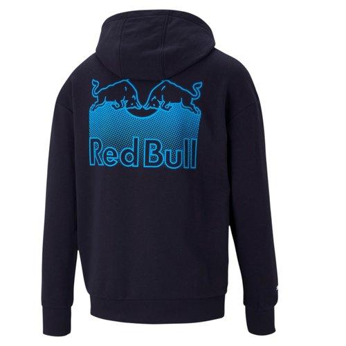 Red Bull Racing Red Bull Racing Hoody Double Bull Blauw 2021