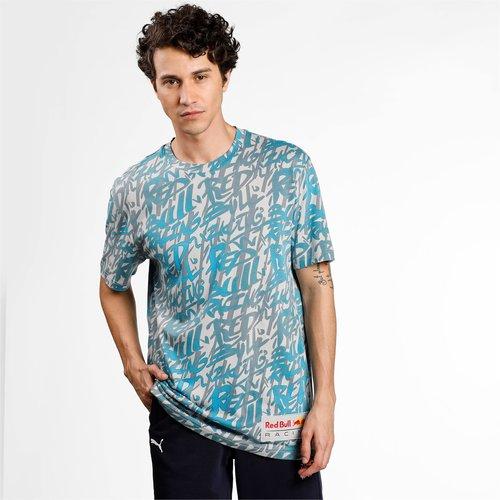 Red Bull Racing Red Bull Racing AOP T-shirt grijs blauw 2021