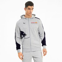Red Bull Racing Hoody grijs Blue Bull 2021