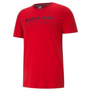 Red Bull Racing Red Bull Racing logo T-shirt Rood 2021 Puma
