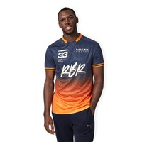 Red Bull Racing Verstappen Sportswear Blauw Oranje 2021
