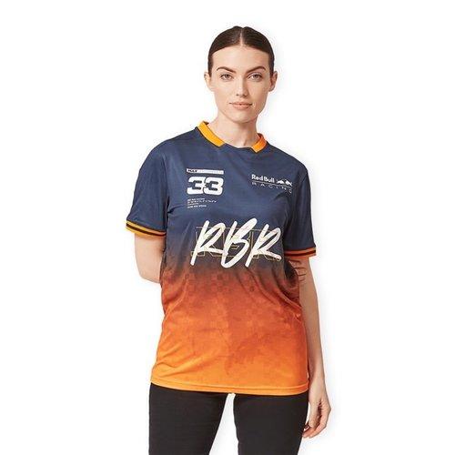 Red Bull Racing Red Bull Racing Verstappen Sportswear Blauw Oranje 2021