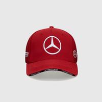 Mercedes Cap Special Edition 20/21 Bordeaux