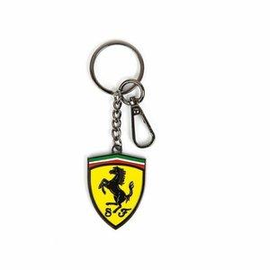 Ferrari Ferrari Metal Keyring Shield