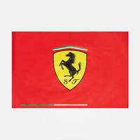 Ferrari Vlag  Scudetto 140x100 cm