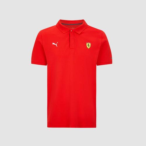 Ferrari Ferrari Classic Polo Rood