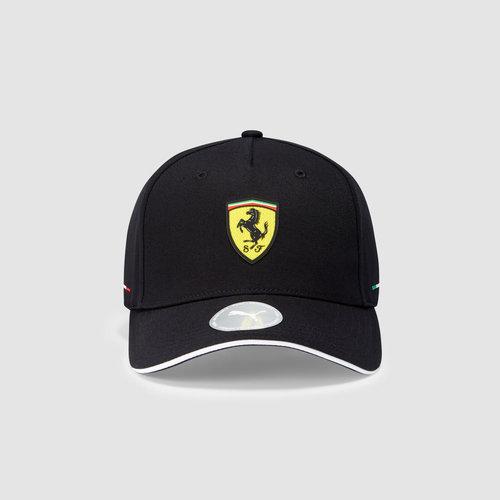 Ferrari Ferrari Classic Cap 2021 Zwart