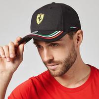 Ferrari Italia Cap 2021 Zwart