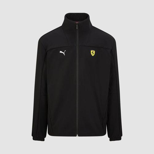 Ferrari Ferrari Classic Softshell Jacket 2021 Zwart