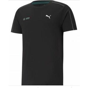 Mercedes Mercedes T7 T-shirt Zwart