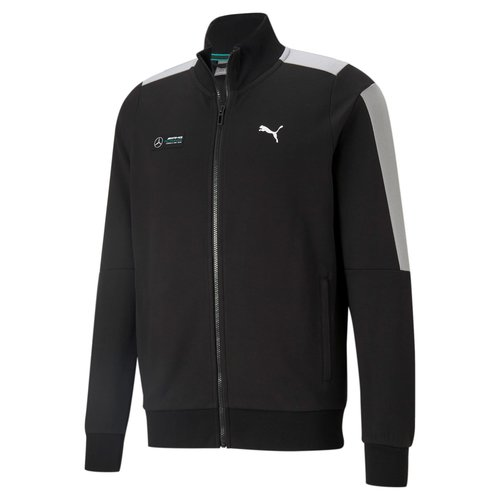 Mercedes Mercedes  T7 Sweat Jacket Zwart