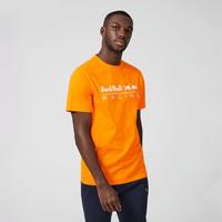 Red Bull Racing Oranje Logo T-shirt 2021