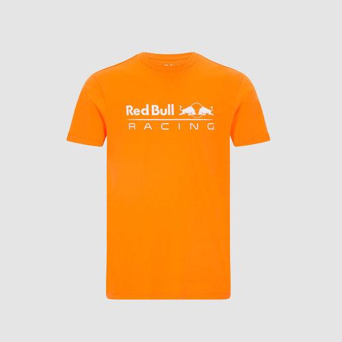 Red Bull Racing Red Bull Racing Oranje Logo T-shirt 2021