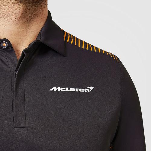 MCLaren MCLaren Team Polo 2021 Zwart