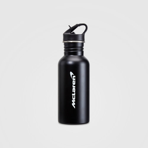 MCLaren McLaren Stainless Steel Water Bottle / Waterfles