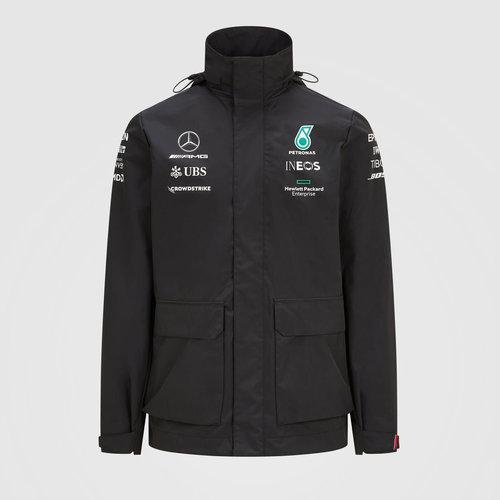 Mercedes Mercedes Rainjacket 2021