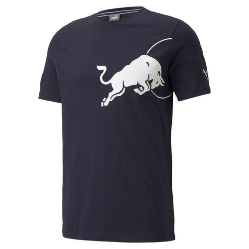 Red Bull Racing Red Bull Racing T-shirt White Bull Blauw 2021
