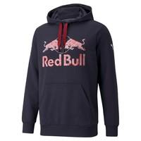 Red Bull Racing Double Bull Hoody Blauw Rood 2021