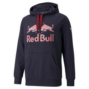 Red Bull Racing Red Bull Racing Double Bull Hoody Blauw Rood 2021