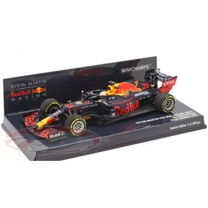 Red Bull Racing Aston Martin Red Bull Racing RB16 Max Verstappen Launch Spec. F1 2020 1-43 Minichamps Limited 684 Pieces