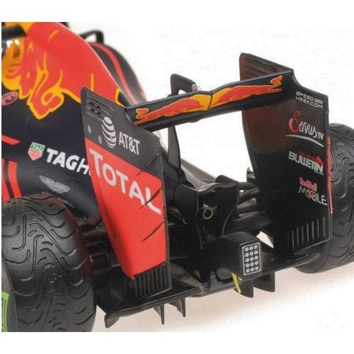 Red Bull Racing Formule 1 Red Bull Racing TAG Heuer RB12 #33 3rd Place Brazilian GP 2016 - 1:18 - Minichamps