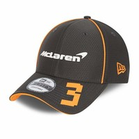 McLaren Daniel Ricciardo Cap Antreciet #3 Baseball