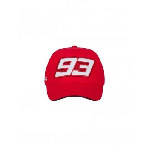 Marquez Marc Marquez Basebal Cap Rood 93
