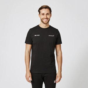 MCLaren McLaren Lando Norris #4 T-shirt Zwart 2021