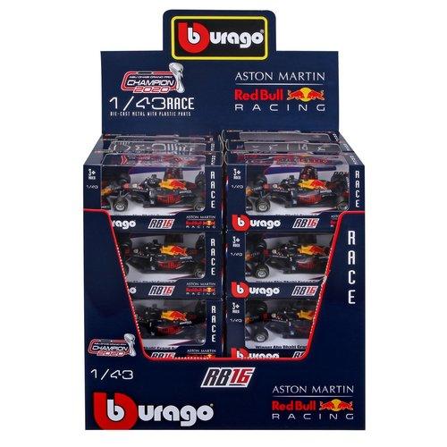 Red Bull Racing Max Verstappen Burago RB16   1:43