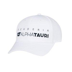 Alphatauri Alphatauri Baseball Cap Wit