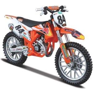 KTM KTM Jeffrey Herlings #84 Burago 1:18