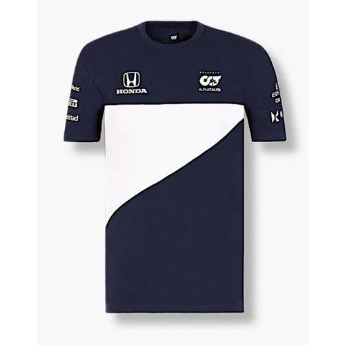 Alphatauri T-shirt Navy 2021