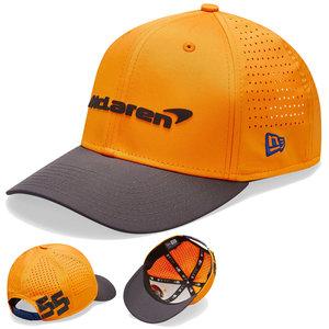 MCLaren Mclaren Team Cap Oranje Baseball 2021 /LM