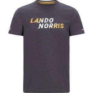 MCLaren McLaren Lando Graphic T-shirt #4