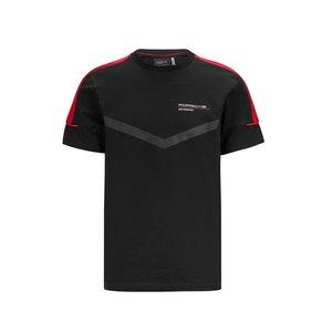 Porsche Porsche T-shirt zwart