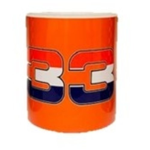 Mok - Oranje 33